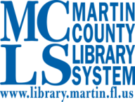 Martin County Library System Logo
